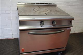 Falcon G3107D solid top range reconditioned