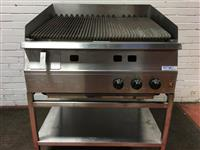 Falcon G2925 Gas chargrill reconditioned