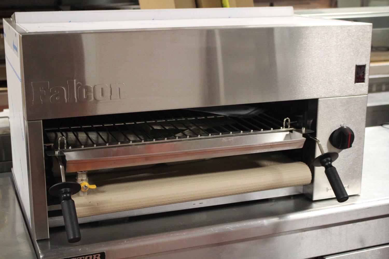 Salamander Kitchen Appliance Falcon G2512 Gas Salamander Grill Catering World